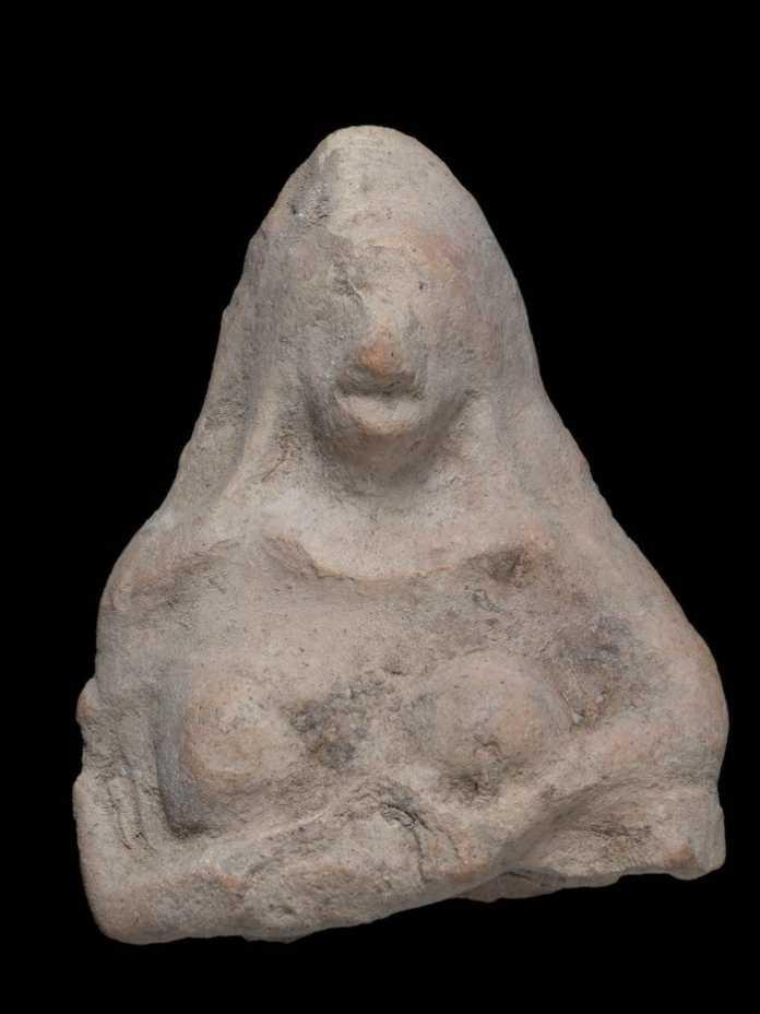 estatuilla antigua israel