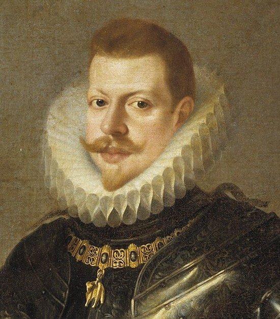 retrato de felipe iii rey de españa