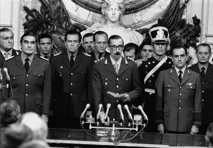 jorge rafael videla dictador argentina
