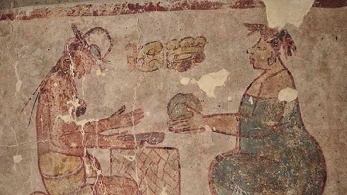 mayas intercambiaban sal como dinero