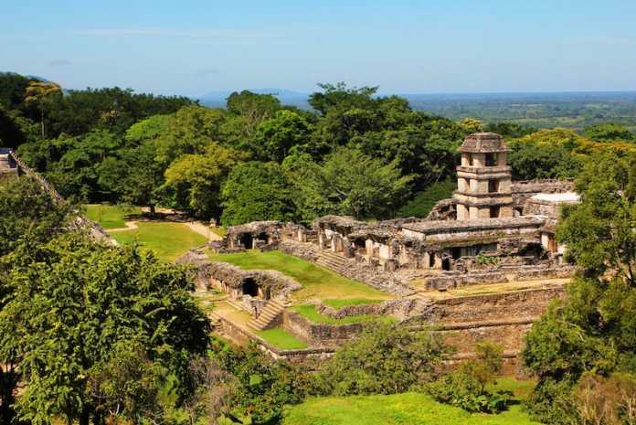 ciudad maya palenque