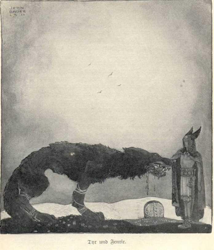quien fue tyr mitologia nordica