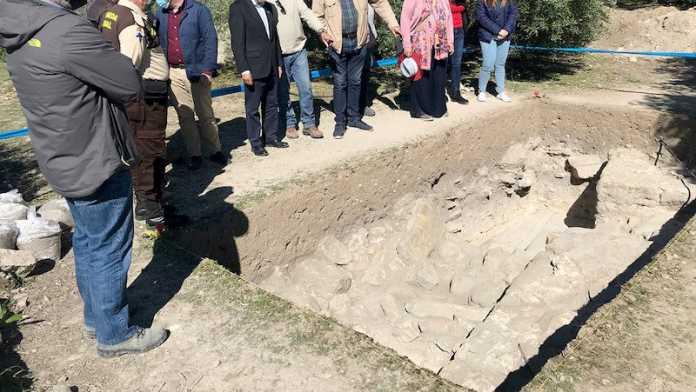 villa romana descubierta jaen