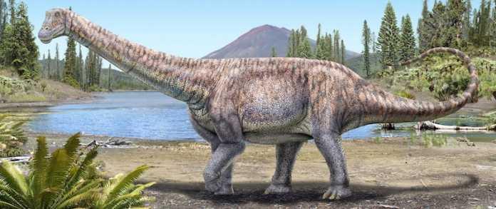 dinosaurio Arackar licanantay chile