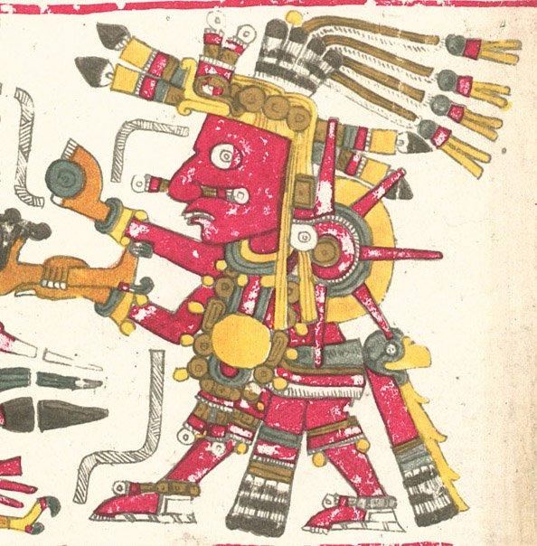 dios sol mitologia azteca tonatiuh