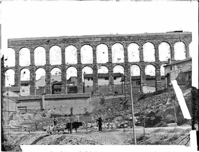 acueducto segovia 1870