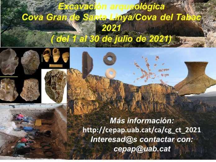 campañas excavacion arqueologica lleida