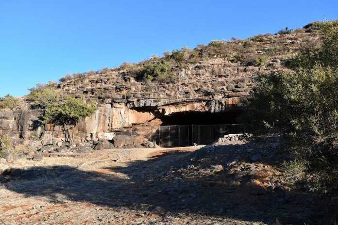 cueva wonderwek sudafrica