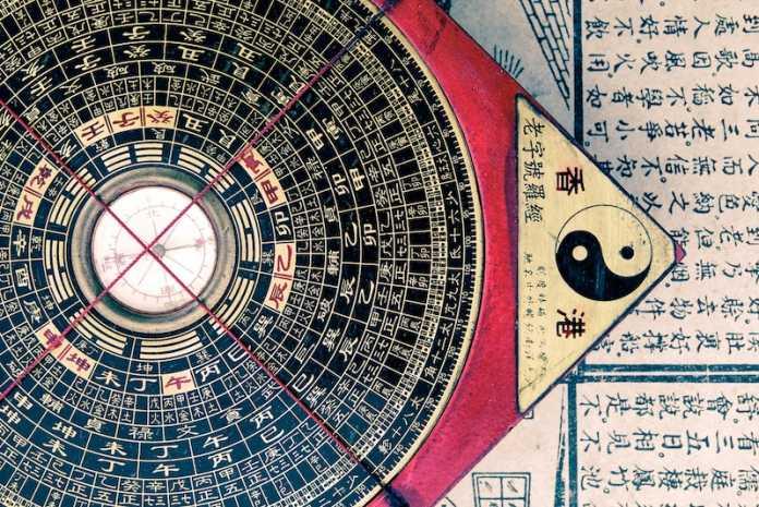 las tres suertes de la metafisica china