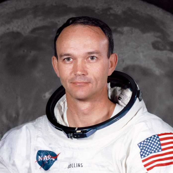 michael collins astronauta