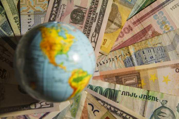 monedas mas influyentes del mundo