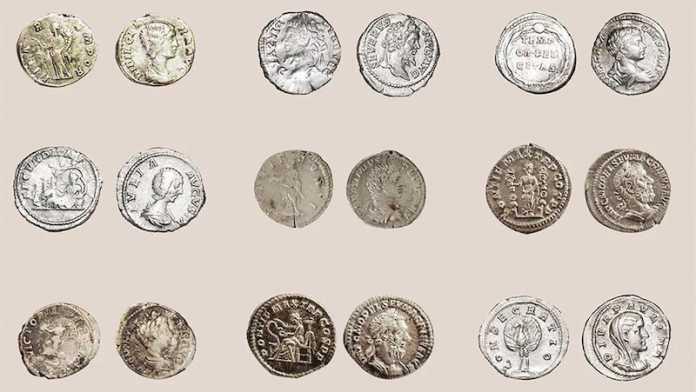 tesoro monedas romansa bulgaria