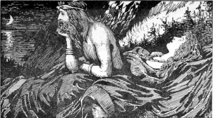 dios del mar nordico njord