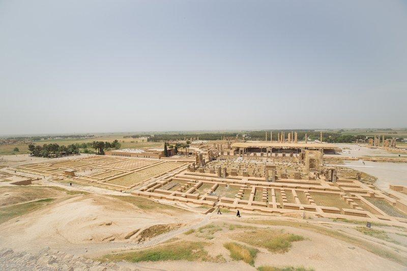 persepolis capital imperio persa