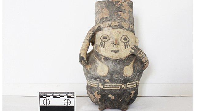 objetos culturas peru recuperadas