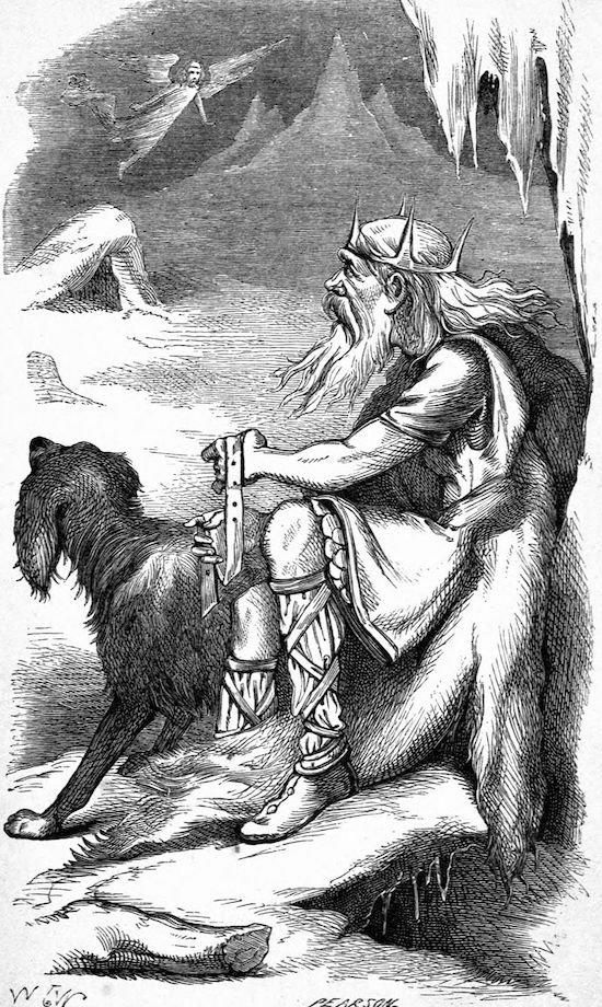 que era jotunheim en la mitologia nordica