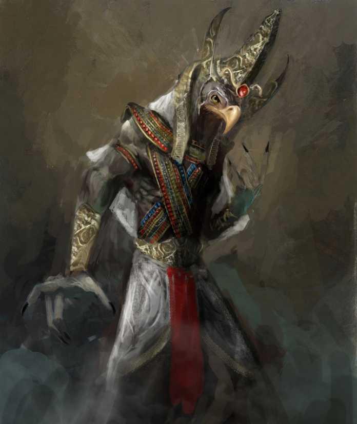 caracteristicas horus dios mitologia egipto