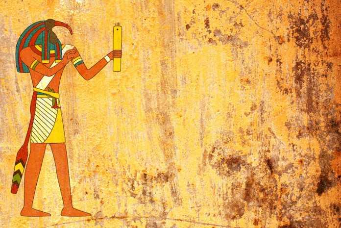 quien es thot mitologia egipcia