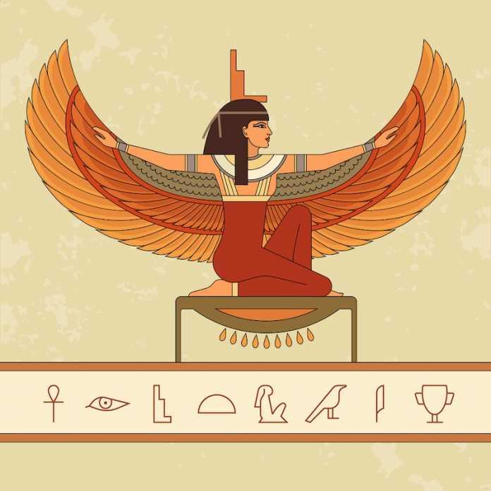 quien fue isis mitologia egipto