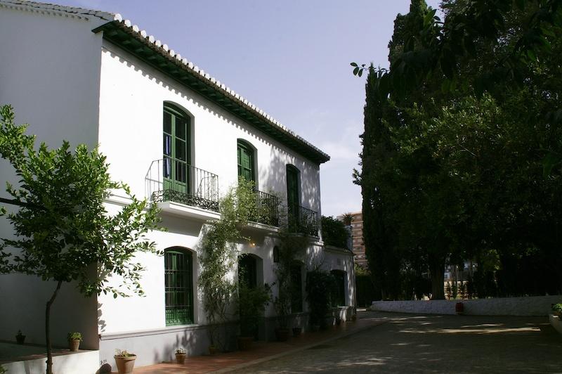 Huerta de San Vicente casa lorca