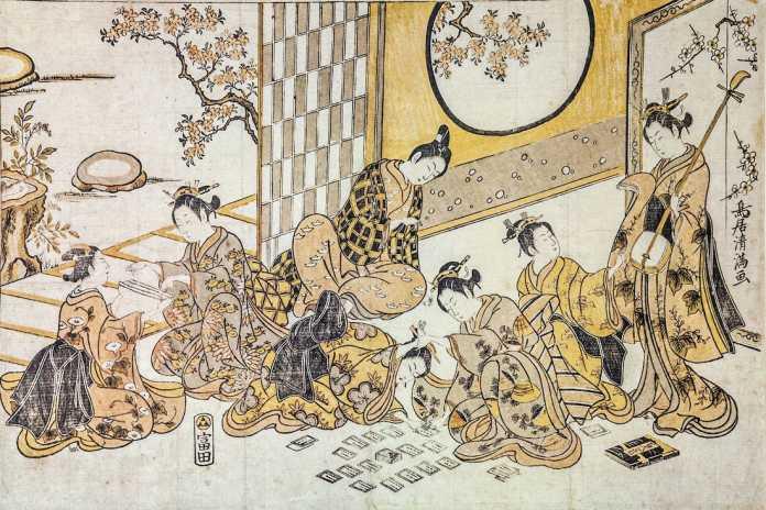 caracteristicas pintura japonesa