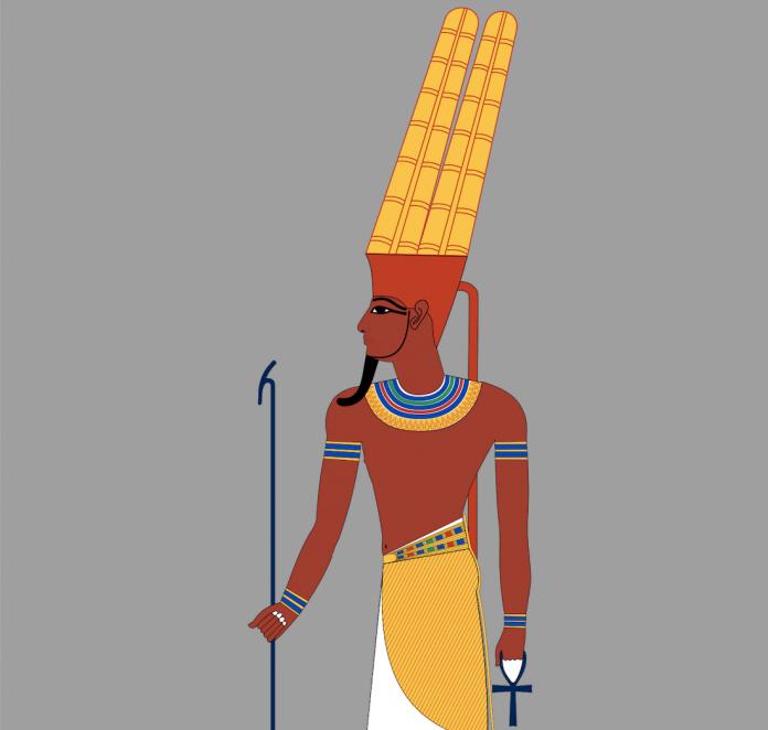 dios antiguo egipto amon