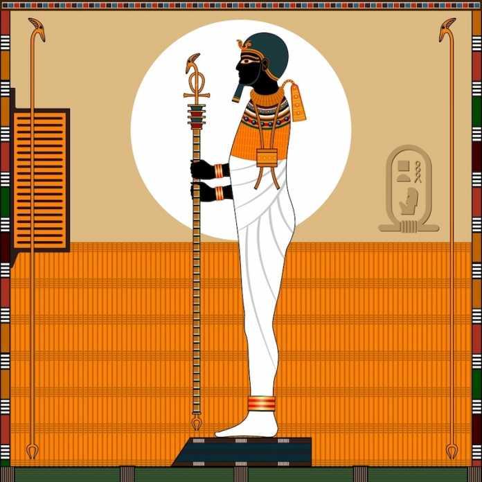dios creador egipcio ptah