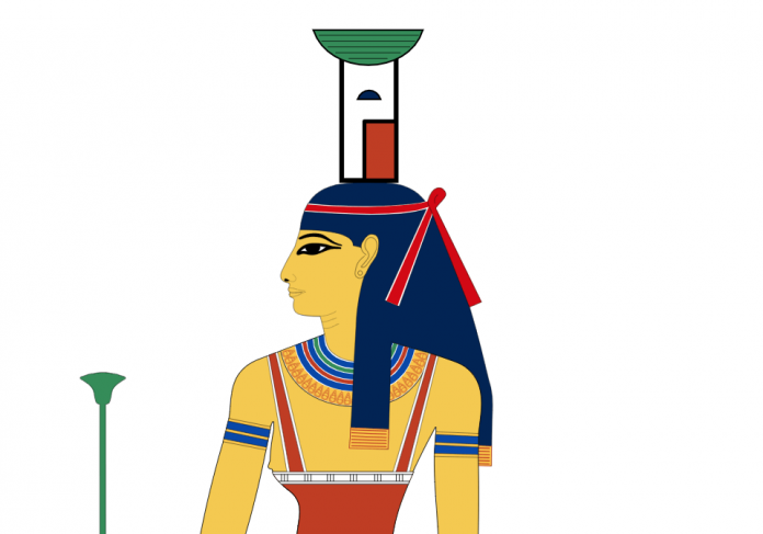 neftis diosa egipto oscuridad