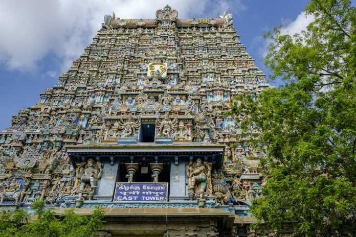 gopuram india
