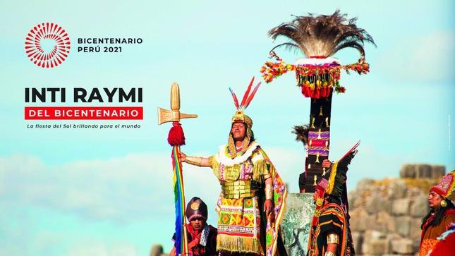 festividad inti raymi peru