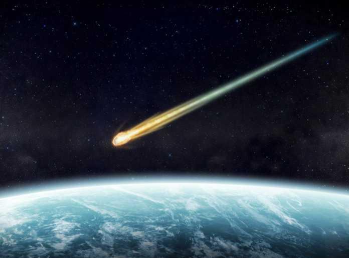 impacto dryas reciente meteorito