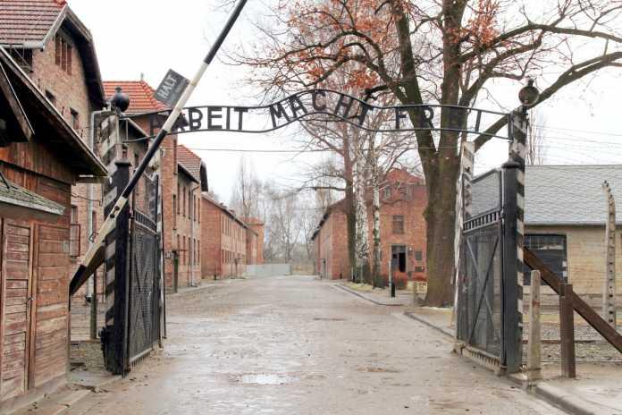 campo concentracion Auschwitz