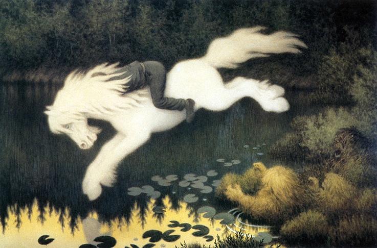 kelpie mitologia celta