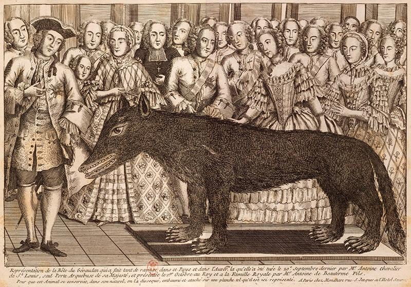 historia hombres lobo origen