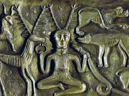 quien era el dios celta cernunnos