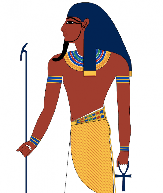 quien fue atum dios egipto