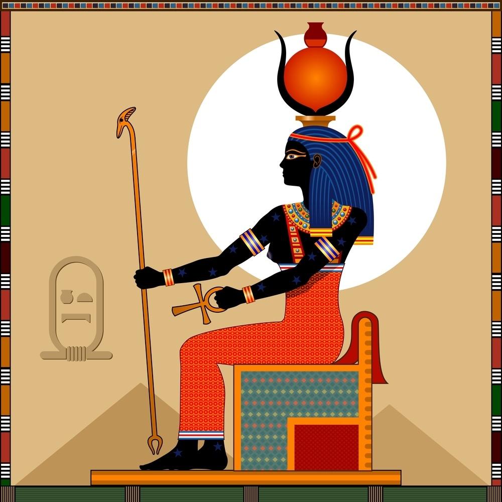 diosa egipcia nut