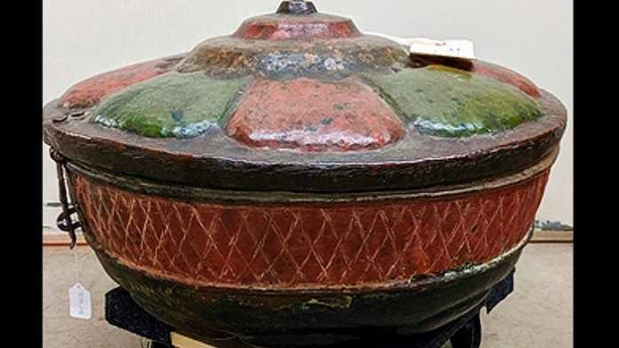 pila bautismal mexico siglo xviii