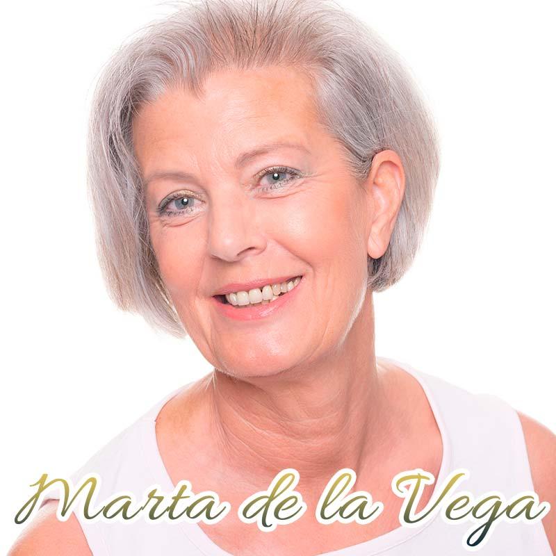 Marta de la vega
