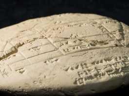 ejemplo mas antiguo geometria aplicada
