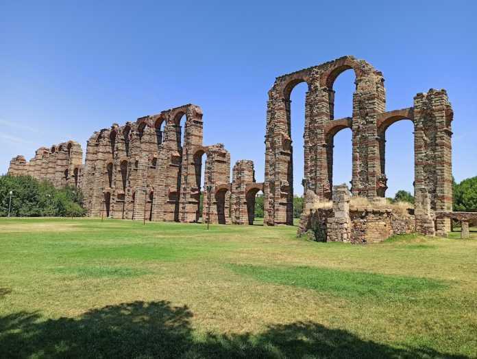 acueducto romano merida