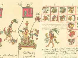 terremotos en codices aztecas