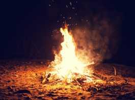 descubrimiento y control del fuego