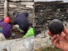 esferas prehistoricas escocia