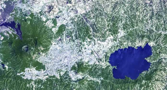 lago ilopango el salvador