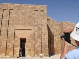tumba rey zoser egipto