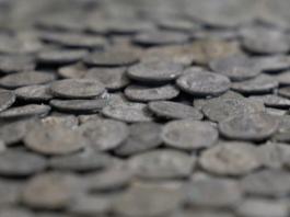 monedas romanas alemania