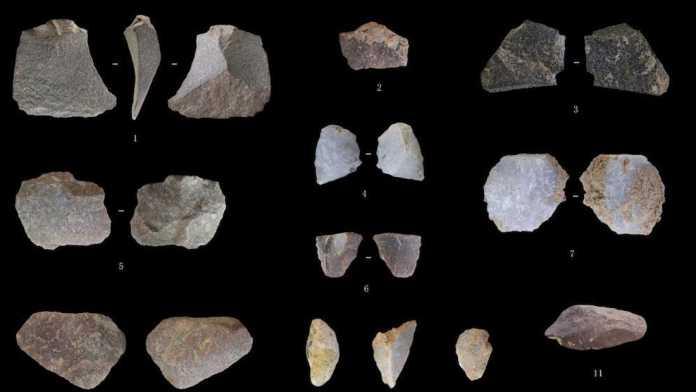herramientas prehistoricas china