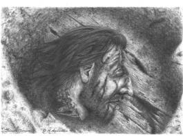 guerrero bizantino decapitado operado