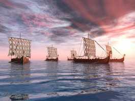 vikingos primeros pobladores america